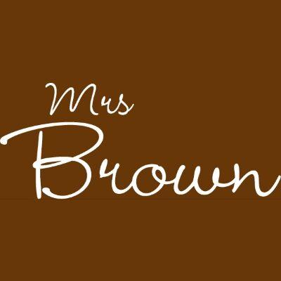 MrsBrown logo