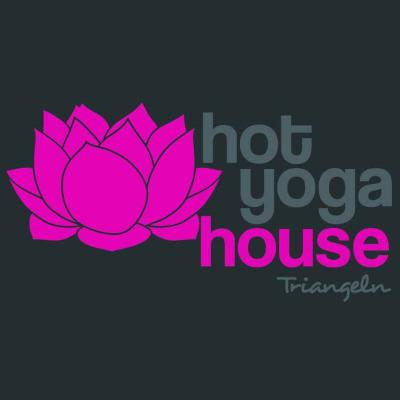 hot yoga house logo
