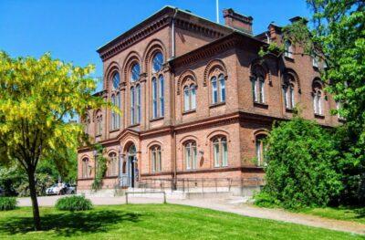 Pufendorfinstitutet - huset