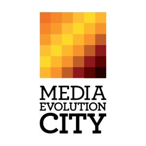 media evolution city logo