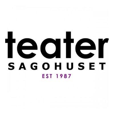 teater sagohuset logo