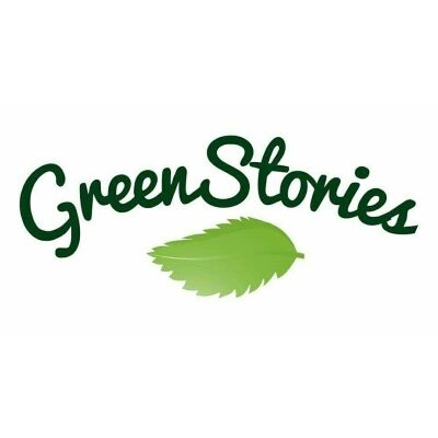 green stories logo