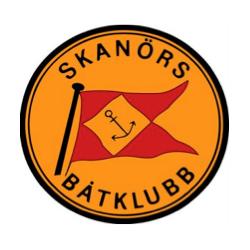 skanörs båtklubb logo
