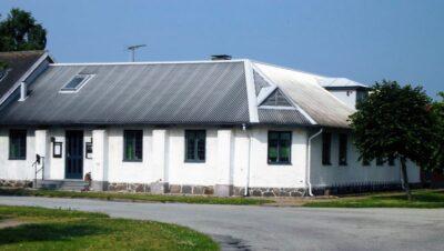 församlinghuset skanör
