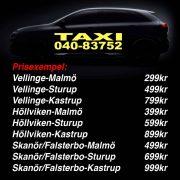 e-taxi annons