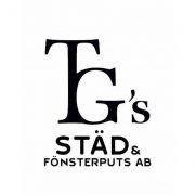 logo text tg stående