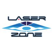 LASER ZONE logo