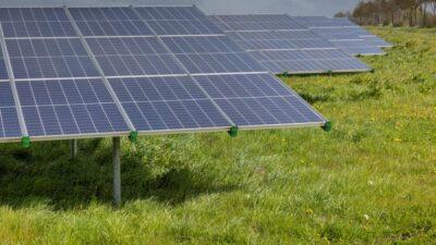 Länsstyrelsen undersöker vilken skånsk mark som är lämplig för solcellsparker