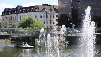 Malmö city klarade sig bättre än Stockholm och Göteborg under pandemiåret 2020