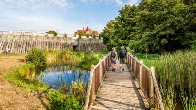 Trelleborg maxar milen och inviger ny etapp av Skåneleden